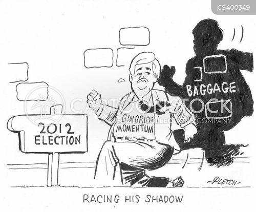 caucuses cartoon