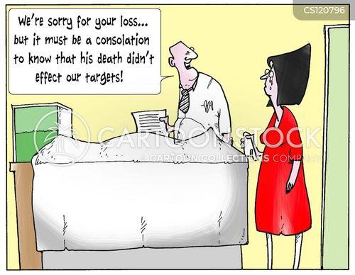 targeted cartoon