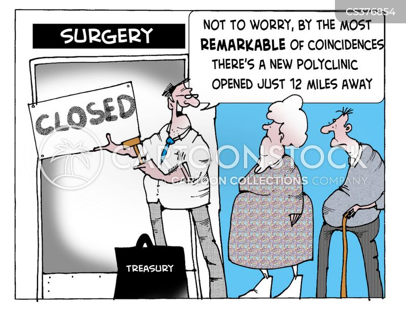 Polyclinic Cartoons and Comics - funny pictures from CartoonStock