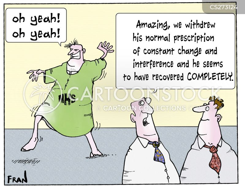 health budgets cartoon