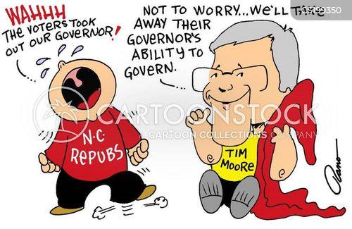 north carolina general assembly cartoon