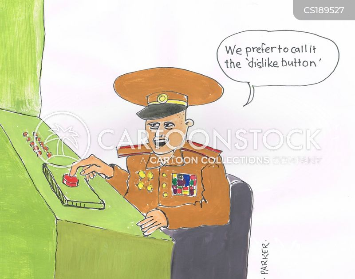 atom bomb cartoon