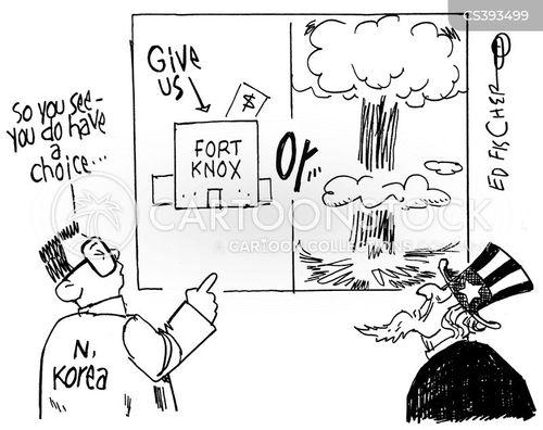 nuclear powers cartoon