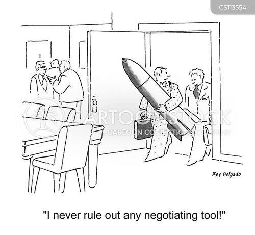 cold wars cartoon