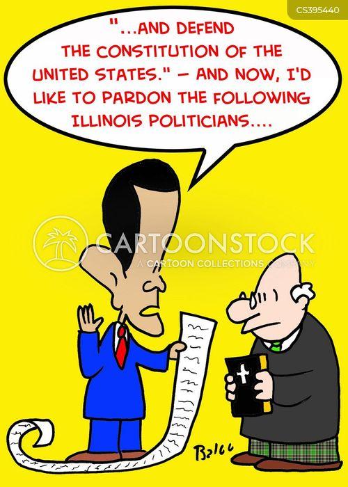 illinois cartoon