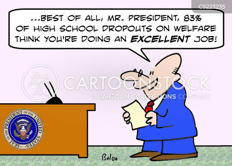 dropouts cartoon