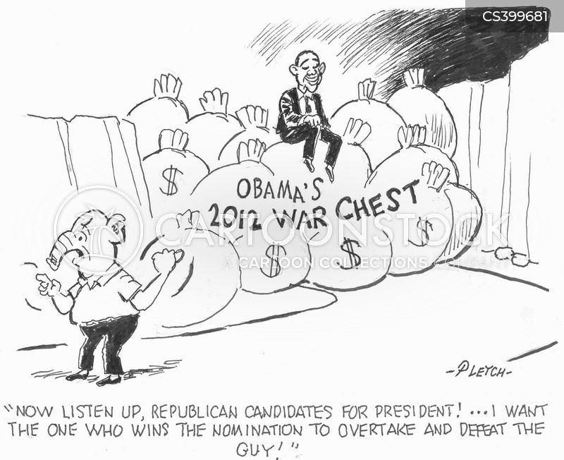 republican nominee cartoon