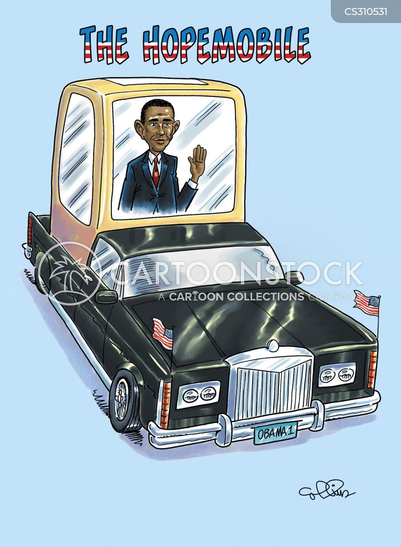 popemobile cartoon