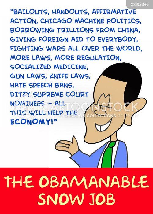 affirmative action cartoon