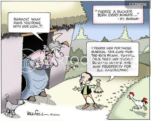 tax policy cartoon
