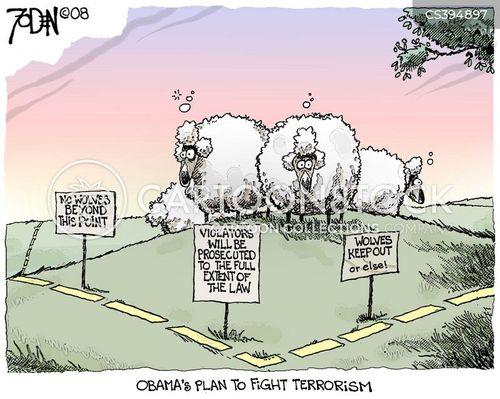 obama barack cartoon