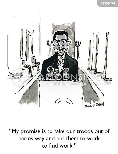 us troops cartoon