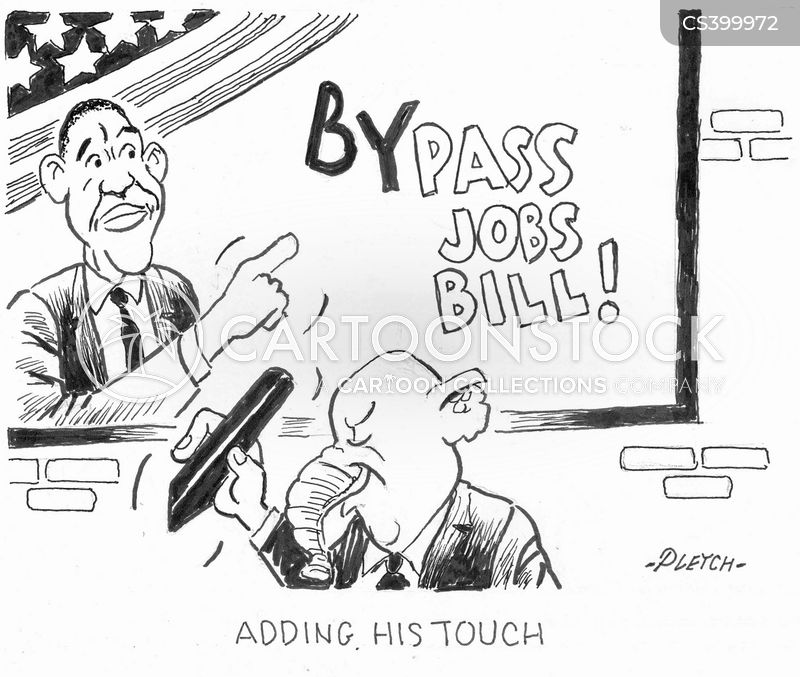 job bill cartoon