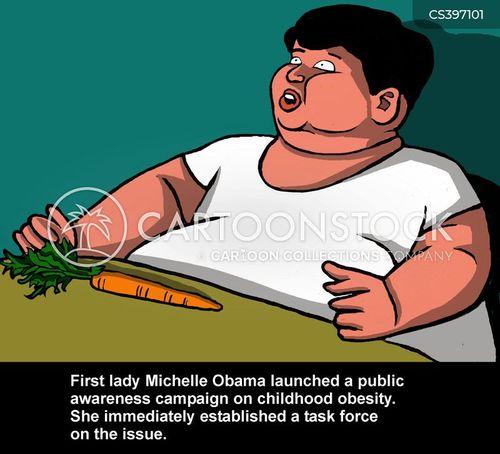 public awareness cartoon