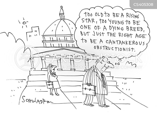 rising star cartoon