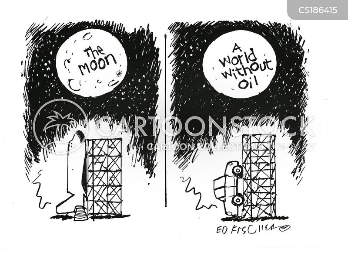 spill cartoon