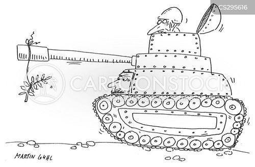 army tanks cartoon