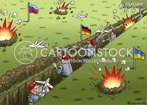 separatist cartoon