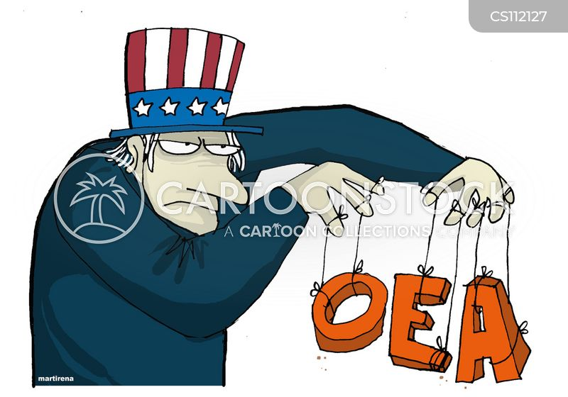 oas cartoon