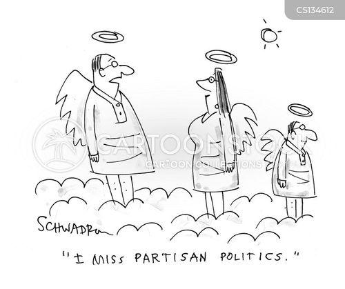 oppositions cartoon