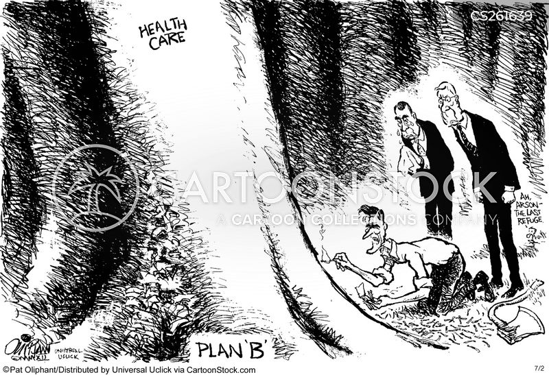 backup plan cartoon
