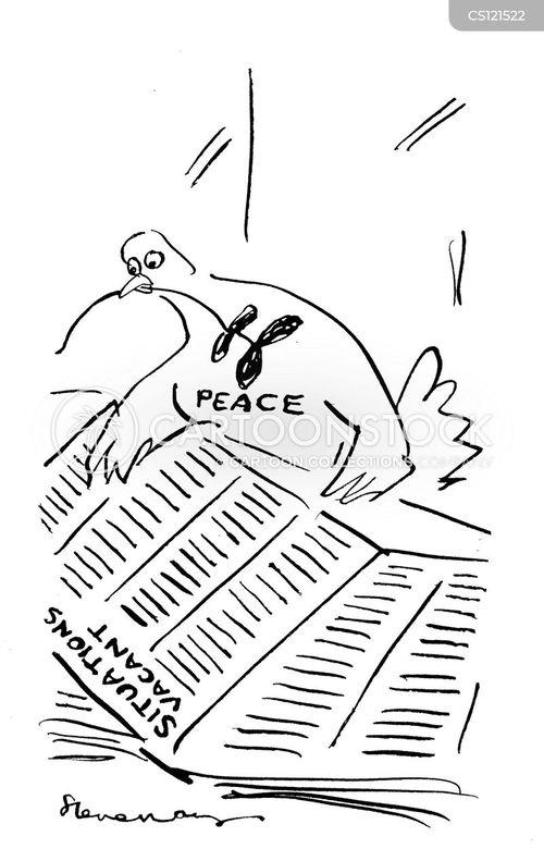 workless cartoon