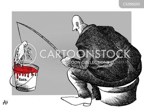 bloodshed cartoon