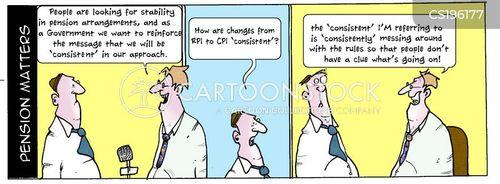 consistency cartoon