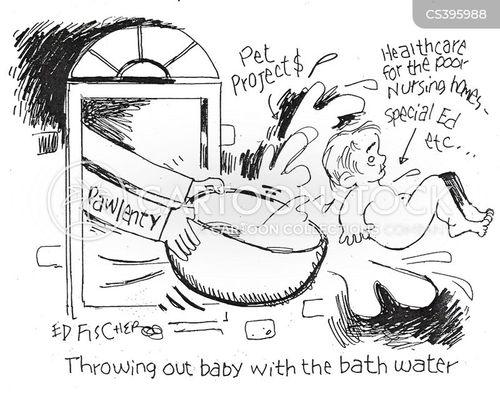 pawlenty cartoon