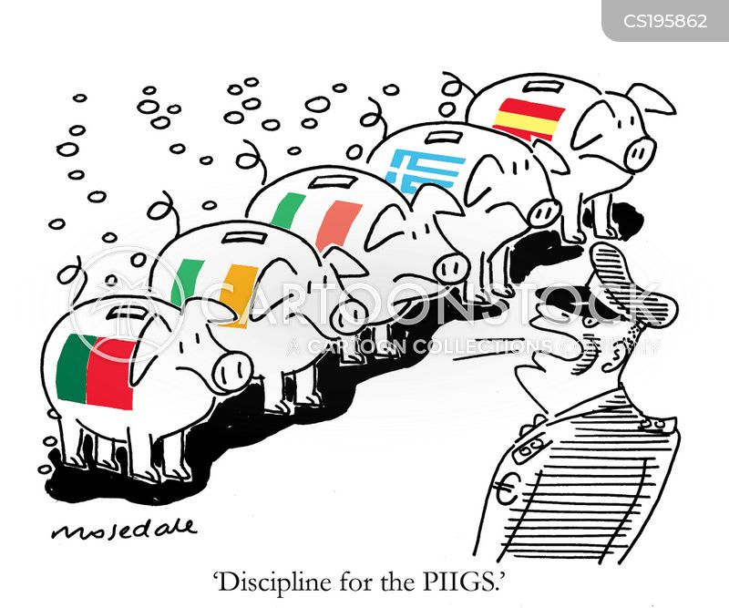 piigs cartoon