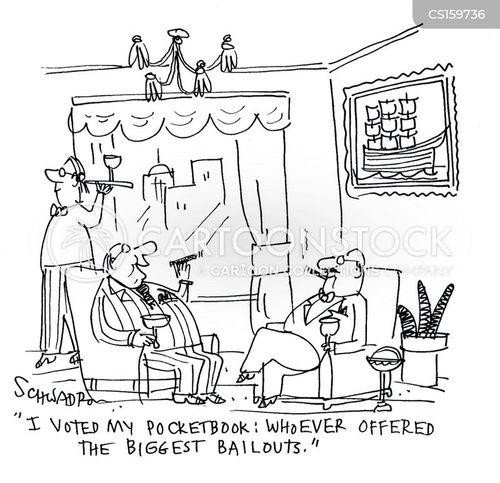 pocketbooks cartoon