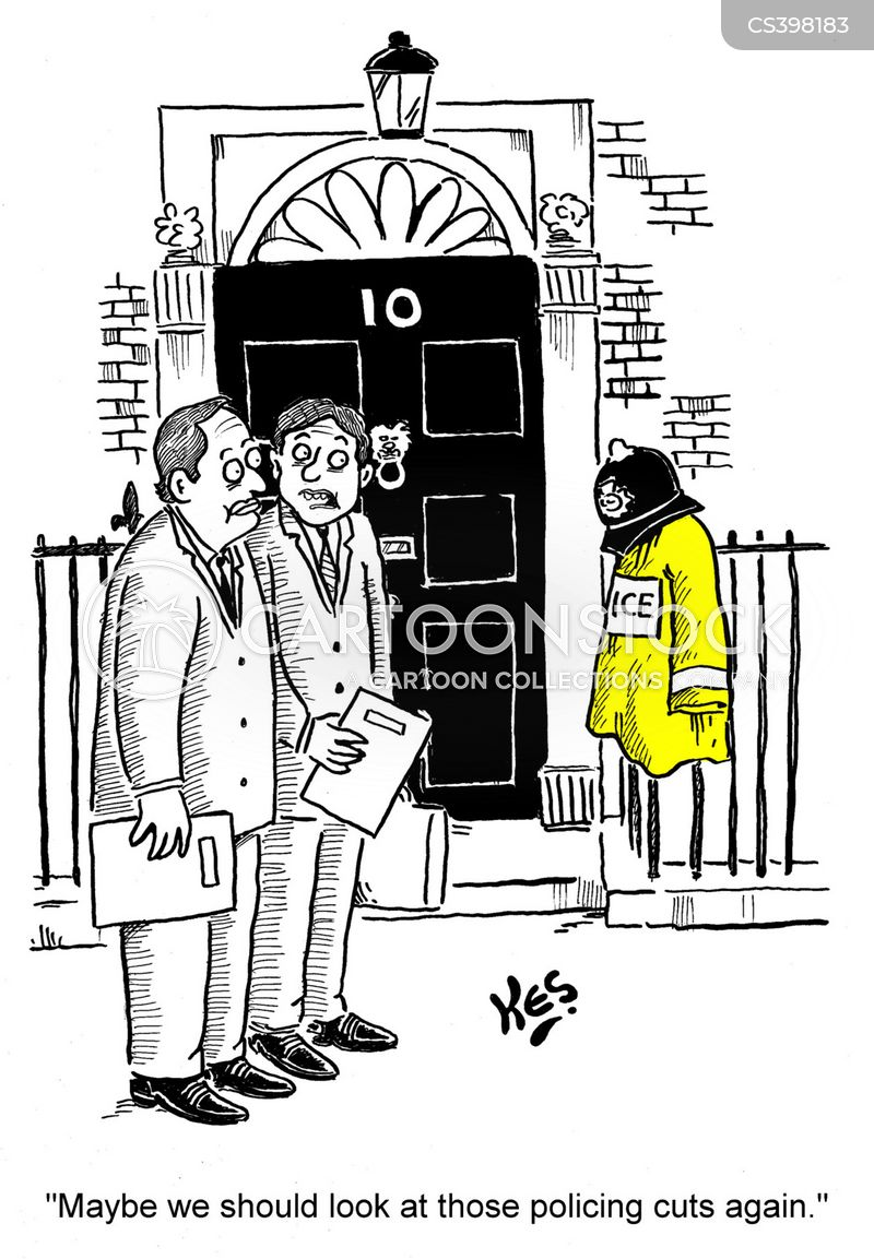 ten downing street cartoon