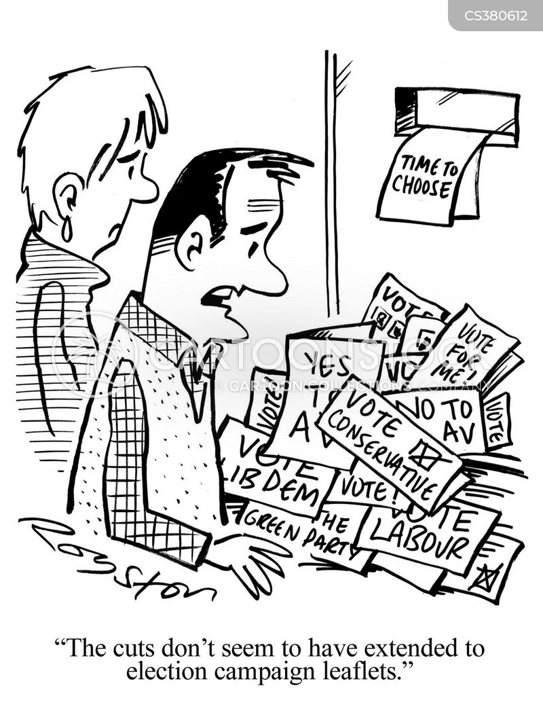 government cut cartoon