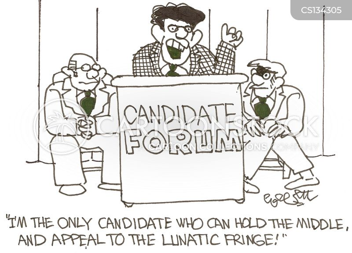 lunatic fringe cartoon