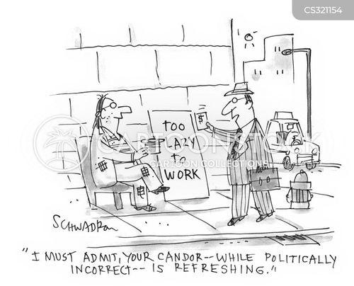 candor cartoon