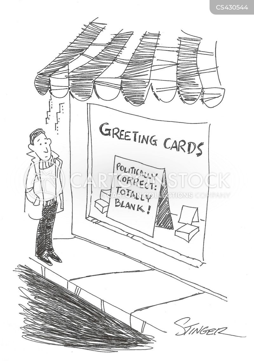 xmas card cartoon