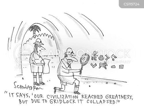 civilizations cartoon