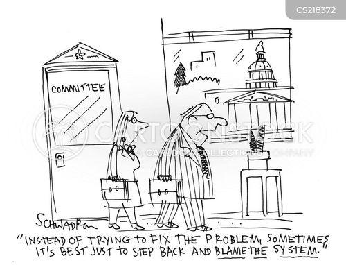 reformed cartoon