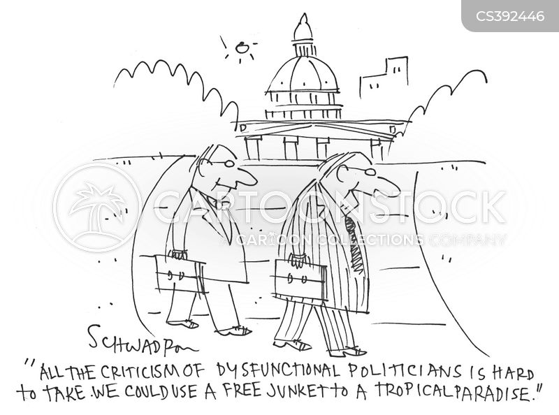 expenses scandal cartoon