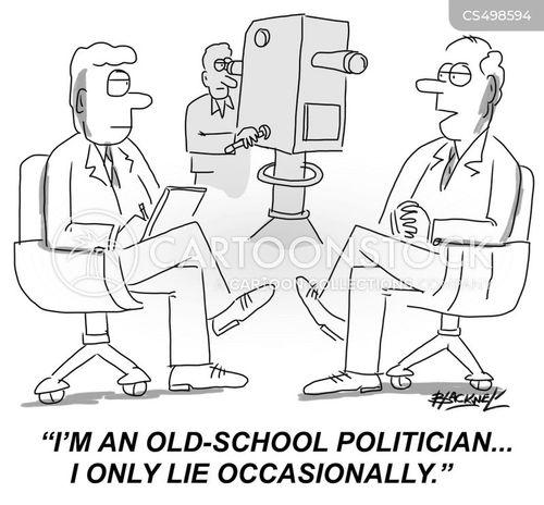 old-school cartoon