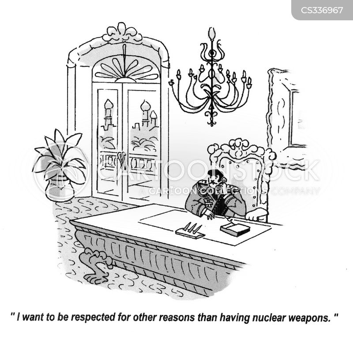 world power cartoon