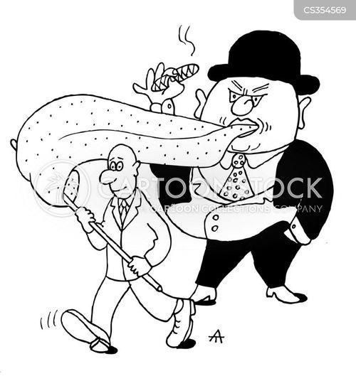 campaign adviser cartoon