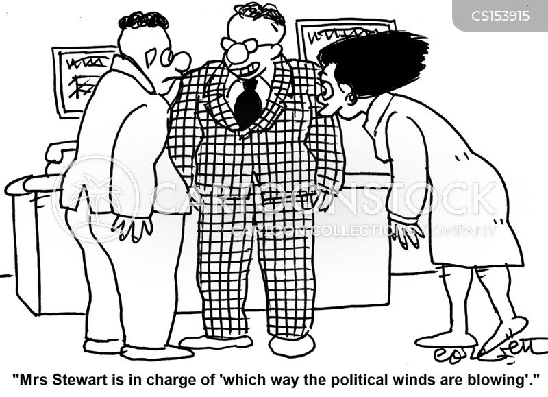campaign manager cartoon