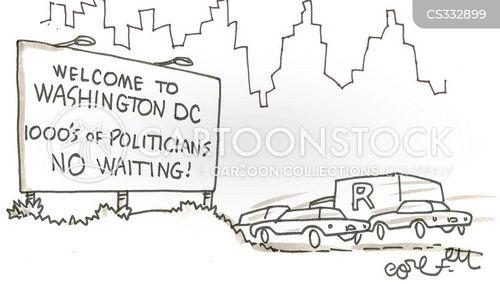 capitol city cartoon