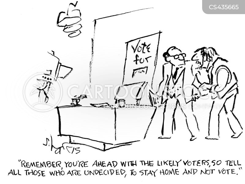 swing vote cartoon