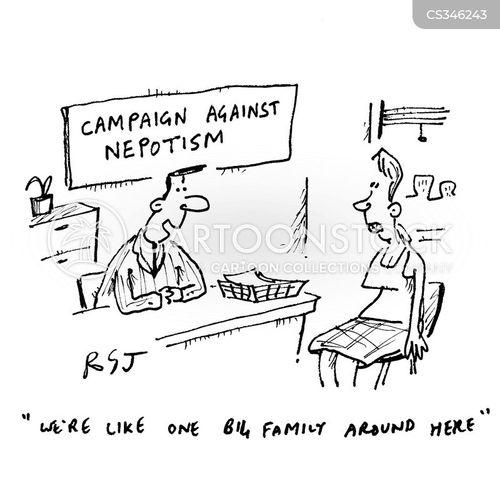 takes cartoon