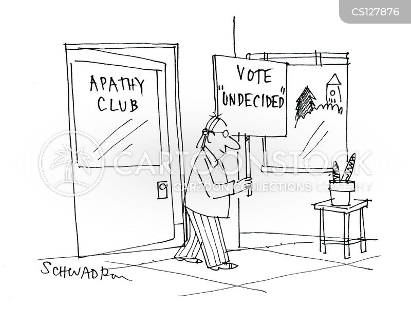 political group cartoon