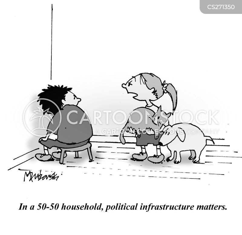 Political Infrastructure Cartoons and Comics - funny pictures from