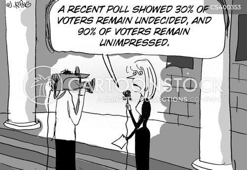 undecided cartoon