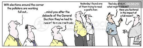 prediction market cartoon